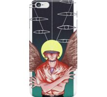 Neon Genesis Evangelion: Kaworu Nagisa- Tabris iPhone Case/Skin