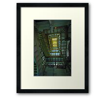 Elegance - National Mutual Building , Sydney Austtralia - The HDR Experience Framed Print