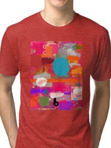messages 04 Tri-blend T-Shirt