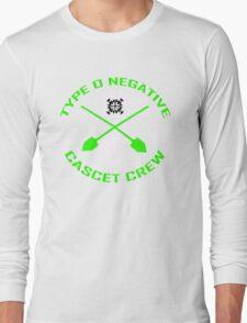 Type O Negative Cascet Crew Long Sleeve T-Shirt