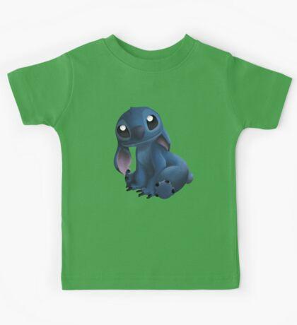 Little Sweet Stitch Kids Tee