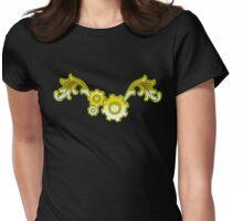 Steam Punk Womens Fitted T-Shirt