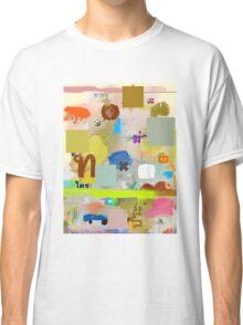 messages 06 Classic T-Shirt