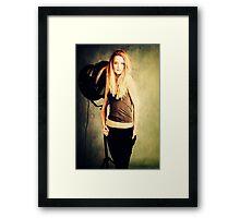 Ellinor Framed Print