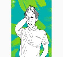 Line Illustration#GDragon-Roanne Unisex T-Shirt