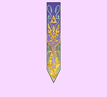 Princess Zelda skirt colored by mandafabienne