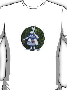 White Rabbit (Alice Version) T-Shirt