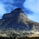 Mount Lindesay- Scenic Rim NSW/QLD border Australia by LividPhoto