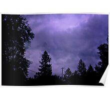 The Storm 3, Mariposa, Ca Oct. 2010 Poster