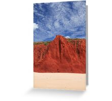 Point of Contention - James Price Point Greeting Card