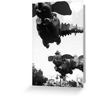 Walt Disney World's Dumbo the Flying Elephant Greeting Card
