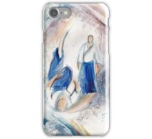 The wave came to me iPhone Case/Skin