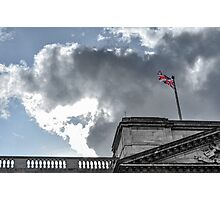 The Union Jack Flag Photographic Print