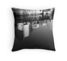 INNER CITY REFLECTIONS Throw Pillow