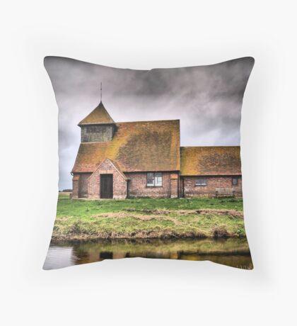 St.Thomas a Beckett Throw Pillow
