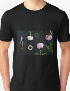 Florist workplace and accessories Unisex T-Shirt