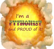 Pythonist and PROUD by Presumably