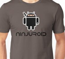 Android Ninjuroid Ninja Unisex T-Shirt