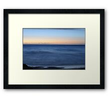 Mordialloc By Night Framed Print