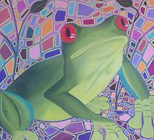 frog by beccy heilers