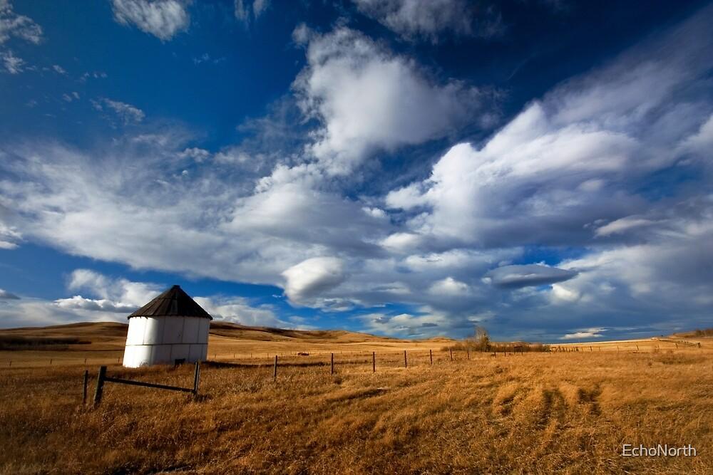 Rangeland Skies by EchoNorth