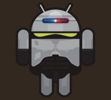 Android Police - Android Robocop by ZenThread