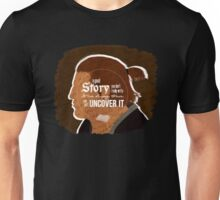 Varric - A Good Story Unisex T-Shirt