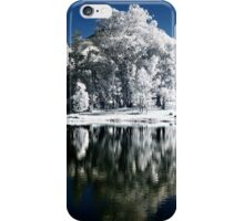 Montusi Infrared Views - Reflections iPhone Case/Skin