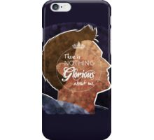 Alistair - Nothing Glorious iPhone Case/Skin