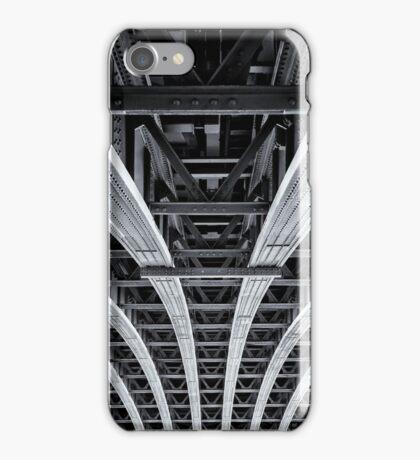 Monochrome - Geometry iPhone Case/Skin