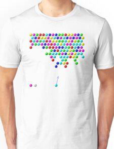 Bubble Shooter Unisex T-Shirt