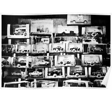 Automobiles Poster