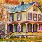 Victorian - Clinton, NJ - Grandma had a big family by Mike  Savad