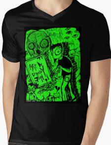 Artwork by Dandy Jon Mens V-Neck T-Shirt