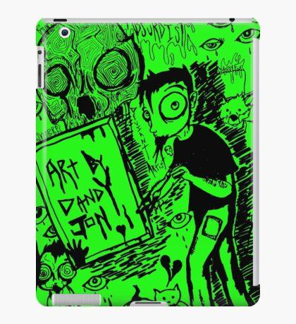 Artwork by Dandy Jon iPad Case/Skin