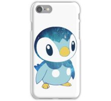 Galaxy Piplup iPhone Case/Skin