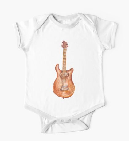 Guitar One Piece - Short Sleeve