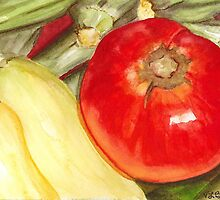 Hot Tomato by vickie blair