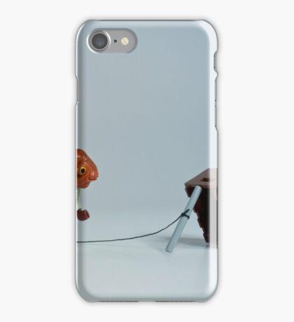 It's a trap? iPhone Case/Skin