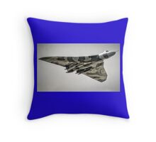 Delta Lady Fly By Throw Pillow