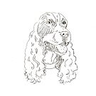 Cocker Spaniel by tapiona