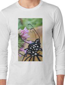 Monarch Butterfly - Breakfast I Long Sleeve T-Shirt