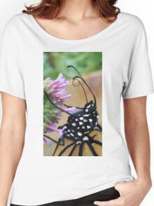 Monarch Butterfly - Breakfast I Women's Relaxed Fit T-Shirt