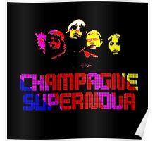 champagne supernova Poster