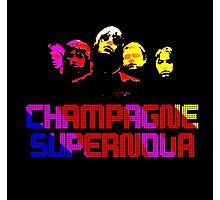 champagne supernova Photographic Print