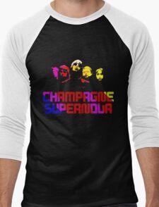 champagne supernova Men's Baseball ¾ T-Shirt