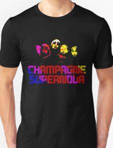champagne supernova Unisex T-Shirt