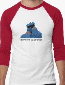 cookies Men's Baseball ¾ T-Shirt