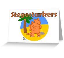 Stegostarkers Greeting Card