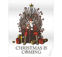 Christmas is Coming Poster